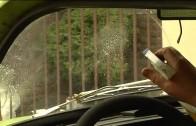 Jak czyścić szyby w samochodzie?