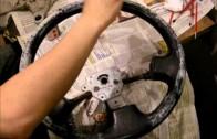 Jak zregenerować skórzaną kierownicę?