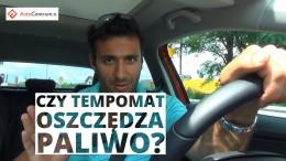 Czy tempomat oszczędza paliwo?